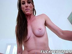 Sofie Marie acquires down for her STEPSON