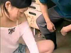 Chinese take pleasure in story 122-japanese in all respects wazoo Mrs. smashed firm by hubbys roommate mature sex